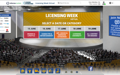 Licensing Expo goes Virtual